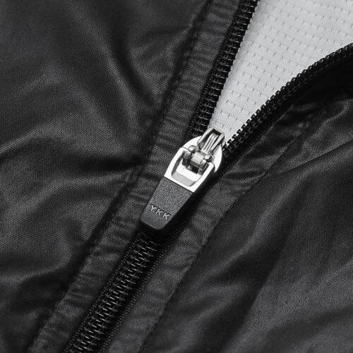 wysokiej jakości suwak YKK w odzieży Velcredo