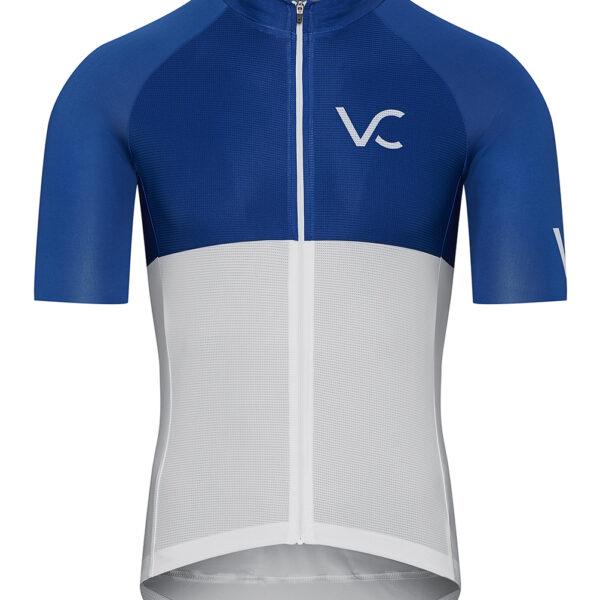 Koszulka kolarska męska Ultrarablue Velcredo