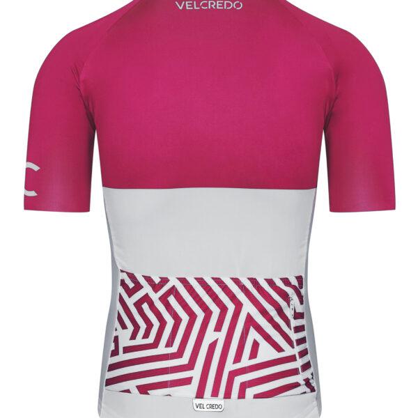 Koszulka kolarska męska Ultrarubine Velcredo