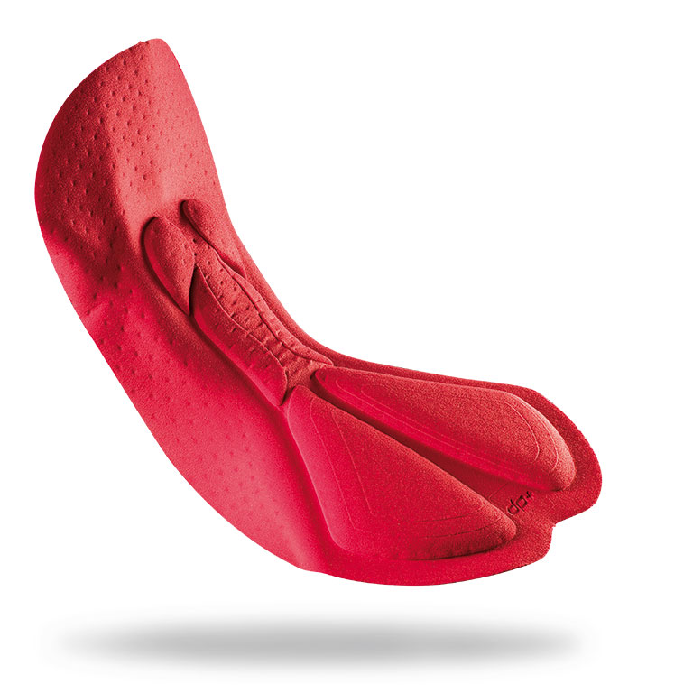 74 rosso forato - Spodenki kolarskie