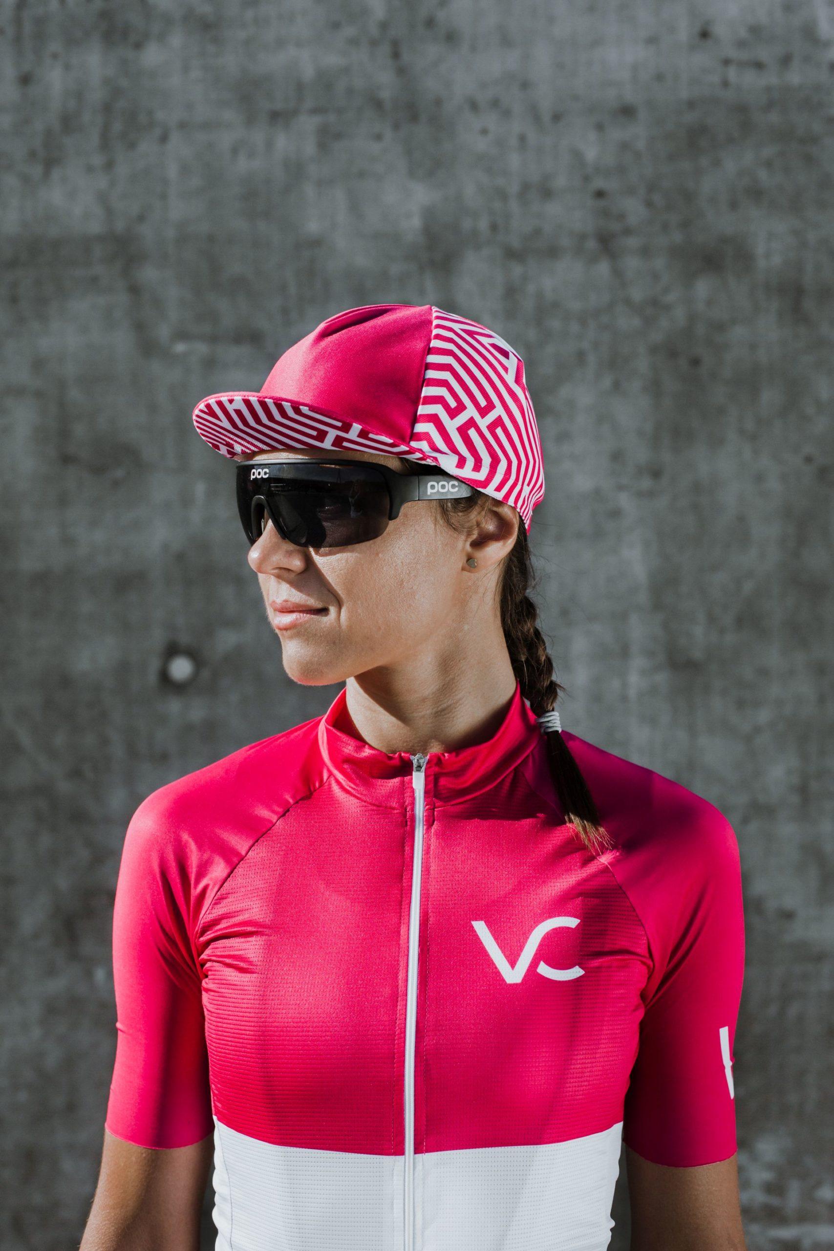 Czapka rowerowa Velcredo scaled - Dla Teamów2