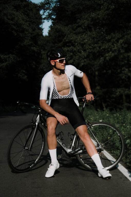 Spodenki kolarskie męskie Velcredo