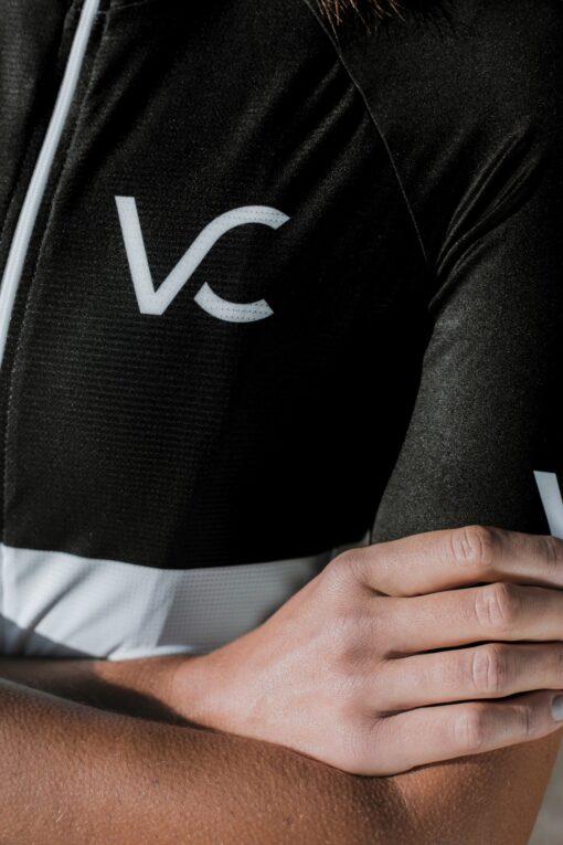 Koszuklka rowerowa Velcredo zblizenie
