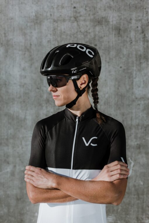 Koszulka rowerowa Velcredo UltraNero