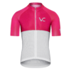 Koszulka rowerowa koszulka kolarska ultrarubine Velcredo VC