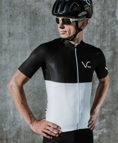 Męska koszulka kolarska Ultralight Velcredo