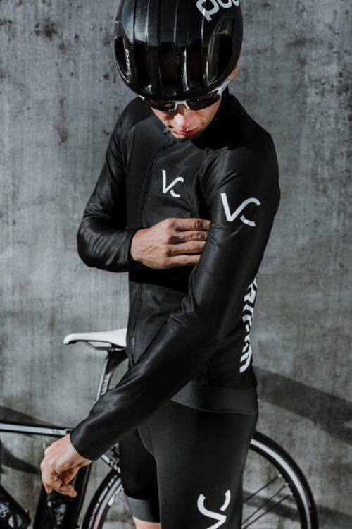 Bluza kolarska Ultranero Velcredo