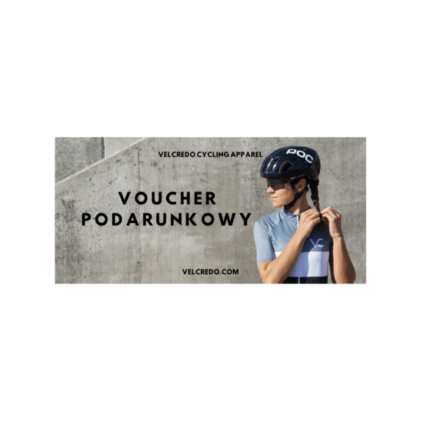 VOUCHER UPOMINKOWY VELCREDO CYCLING APPAREL