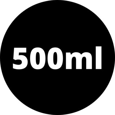 bidon tacx 500ml Velcredo