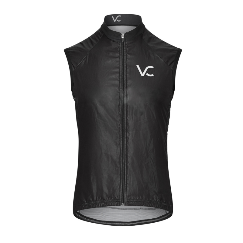 kamizelka kolarska z windstopper Velcredo 800x800 - Custom cycling