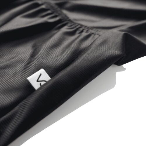 Kamizelka kolarska BLACK Velcredo