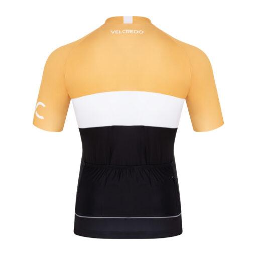 koszulka kolarska męska Evolution Gold