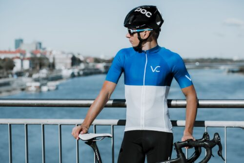 koszulka rowerowa dla niego 2019 od Velcredo