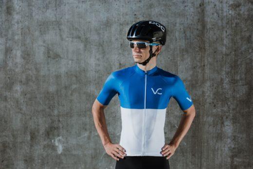 koszulka rowerowa dla niego od Velcredo 520x347 - JERSEY ULTRABLUE