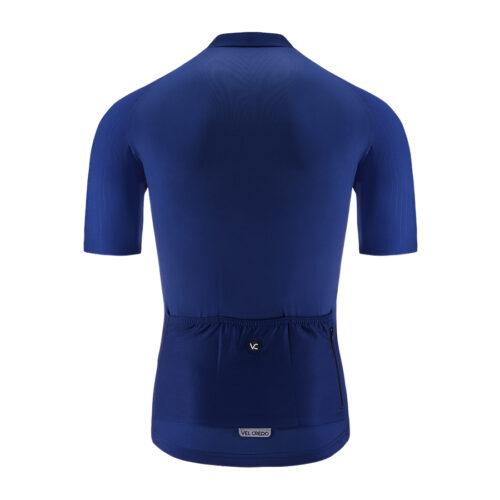 Koszulka kolarska męska EVOLUTION BLUE