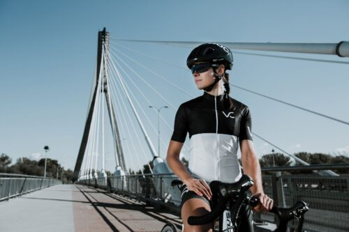 koszulka rowerowa od velcredo dla niej kolekcja 2019