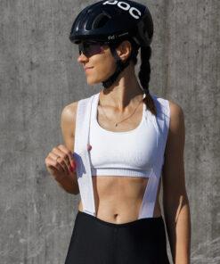 Spodenki kolarskie damskie Evolution Velcredo