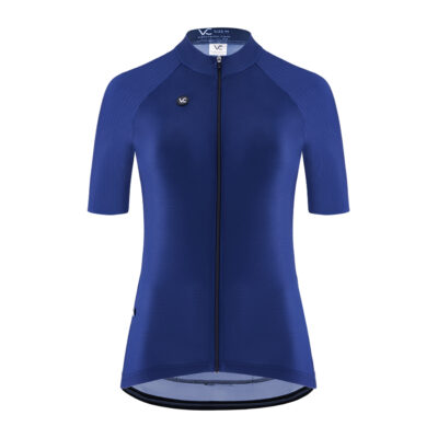 Cycling jersey woman PURENAVY VELCREDO